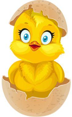 View album on Yandex. Cartoon Kunst, Cartoon Drawings, Cartoon Art, Cartoon Characters, Baby Animals, Cute Animals, Clip Art, Cute Clipart, Easter Crafts