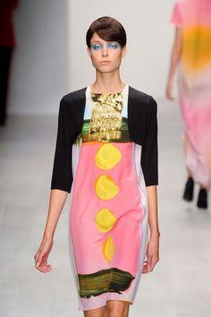 antoni and allison ss 2013 Fashion Prints, Fashion Art, Fashion Design, Couture, Silk Art, Catwalk Fashion, Lovely Dresses, Fabric Design, Style Inspiration