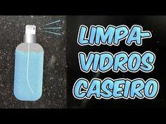 COMO LIMPAR E DEIXAR OS VIDROS E ESPELHOS BRILHANDO E SEM MANCHAS! | Organize sem Frescuras! - YouTube