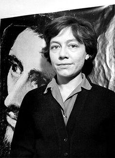 Alejandra Pizarnik (1964)  © Sara Facio