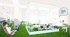 7 | The Office Of The Future Could Be A Park | Co.Design | business + design