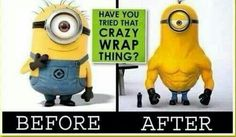Hahaha! Good morning Tuesday!!!