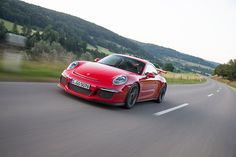 #Porsche 911 GT3 is a Finalist for Performance Car of the Year