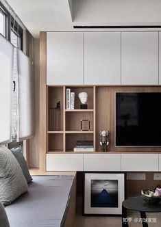 Home Decor Living Room .Home Decor Living Room Apartment Interior, Home Interior, Living Room Interior, Home Living Room, Living Room Decor, Living Spaces, Living Room Wall Units, Living Room Tv Unit Designs, Wall Cabinets Living Room