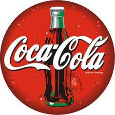 The Original Logo of Coca Cola