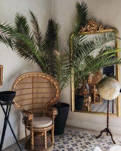 Bohemian latest and stylish home decor design and lifestyle ideas - Wohnung Bohemian Interior Design, Interior Design Inspiration, Home Decor Inspiration, Home Interior Design, Luxury Interior, Nordic Interior, French Interior, Apartment Interior, Interior Ideas