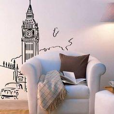 London sticker! Perfection