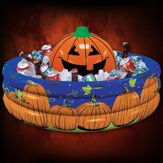 pumpkin inflatable cooler inflatable coolerhalf pricehalloween decorationshalloween