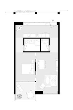 Armon Semadeni Architekten – Letziturm, Zürich-Altstetten You are in the right place about Architect The Plan, How To Plan, Small House Plans, House Floor Plans, Habitat Collectif, Architecture Design, Famous Architecture, Building Architecture, Casa Patio