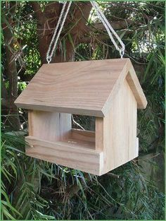New Zealand made kitset timber bird houses mac - Modern Design crafts christmas crafts diy crafts hobbies crafts ideas crafts to sell crafts wooden signs Homemade Bird Houses, Homemade Bird Feeders, Bird Houses Diy, Woodworking For Kids, Woodworking Furniture, Woodworking Crafts, Woodworking Jigsaw, Woodworking Equipment, Woodworking Videos