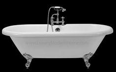 "JOHANNES - 71"" Clawfoot Bathtub"