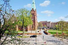 Nørre Allé 9, 1. th., 2200 København N - Lys 4 værelses lejlighed ved Sankt Hans Torv #solgt #selvsalg