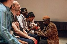 Kasse Mady Diabate - concert in Synagogue | Brave Festival 2015 Griot, phot. Mateusz Bral