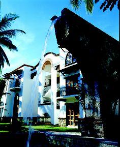 Krystal Puerto Vallarta Hotel & Resort  Our honeymoon resort.