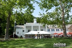 Silver Creek Country Club in Hellertown, Pennsylvania, outdoor ceremony site in Lehigh Valley, PA