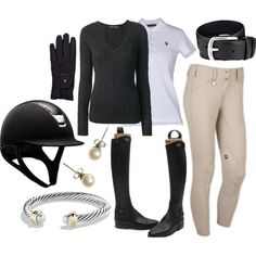 GM Winter Clinic - Polyvore