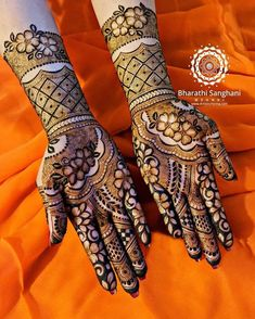 A for the lovely from a couple of weeks ago. Ambica loved & Couldn't take great… Arabic Bridal Mehndi Designs, Wedding Henna Designs, Engagement Mehndi Designs, Rose Mehndi Designs, Full Hand Mehndi Designs, Legs Mehndi Design, Indian Mehndi Designs, Henna Art Designs, Mehndi Designs 2018