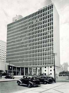 Lucio Costa & Oscar Niemeyer | Ministerio de Educación y Salud | Río de Janeiro | 1936