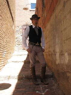 Steampunk Oiled Brown Leather Gaiters or Shin Guards with Antiqued Brass Hardware