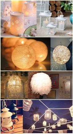 Das besondere Licht macht die Stimmung. So kann man jeder Hochzeit die passende Stimmung zur Lokation verleihen.