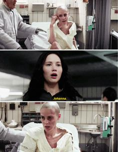 Can we just appreciate the fact that she's ok but it's not ok that she had 2 seconds in the movie!
