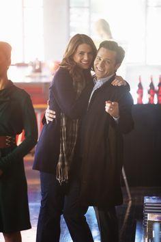 Detective Beckett and Ryan