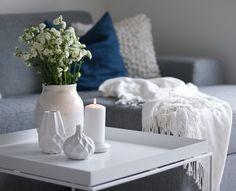 Instagram: @hvitelinjer  #interior #decor #inspiration #kähler #bloomingville #haydesign