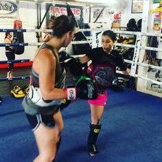The ladies of @ptcboxinggym keeping their timing sharp with kick sparring today. @pulgaboxer @lyssenriquez @kara.bear324  #girlpower #girlswhokickass #thaiboxing #hardworkers #motivation #dedication #inspiration #muaythai #artof8 #ptc #ptclife #ptcboxinggym #job #career #dowhatyoulove #hobby werunsd #sandiego #lajolla #socal #nostrifewithahealthylife #nostrifehealthylife #lajollalocals #sandiegoconnection #sdlocals - posted by Gabriel Mendoza  https://www.instagram.com/trainer_gabe_fitness…