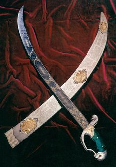 The Sword of Baisakhi Swords And Daggers, Knives And Swords, Martial, Indian Sword, Dagger Knife, Cool Knives, World Religions, Fantasy Weapons, Solid Gold