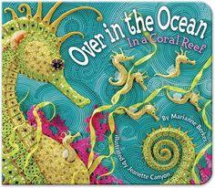 Ocean-themed books for kids