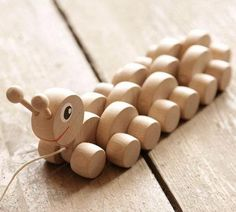 Cool and Timeless Wooden Toys for Kids and Baby