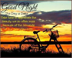 Good Night The Day Is Done goodnight good night goodnight quotes goodnight quote goodnite Good Night Wishes, Good Night Sweet Dreams, Good Morning Good Night, Good Night Quotes, Gud Night Images, Done Quotes, Sunset Quotes, Days And Months, Inspirational Thoughts