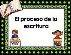 These Writing Process anchor posters can be used as a visual reminder to your students of the steps to the writing process.  This will help you and your students understand the writing progress.  Students will show which stage of writing they are on by using the monitor posters (can be use with clothes pins).Includes the following:* 18 graphic organizers* 7 posters (monitorea la escriura)* 7 posters Proceso de la escritura* 1 poster proceso de escritura (for student or classroom)* 1 writing…