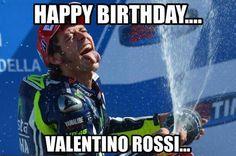 Happy Birthday Vale!!!