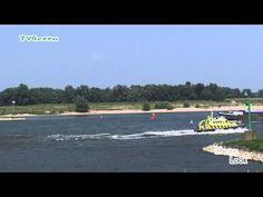 Vesselview: Binnenvaart op rivier De Waal - YouTube