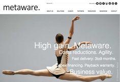 Metaware. Mainframe modernization.