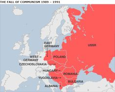 Interactive map- The Fall of Communism (too bad I'm not savvy enough to make this a gif for PP presentations.)