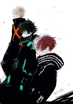 My Hero Academia Episodes, My Hero Academia Shouto, Hero Academia Characters, Anime Characters, Fictional Characters, The Three Musketeers, Hero Wallpaper, Anime Boyfriend, Cute Anime Guys