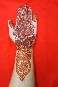 Circle Mehndi Designs, Simple Arabic Mehndi Designs, Back Hand Mehndi Designs, Latest Bridal Mehndi Designs, Mehndi Designs Book, Legs Mehndi Design, Stylish Mehndi Designs, Mehndi Designs For Girls, Mehndi Design Photos