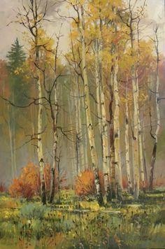 'Aspen Mist' by David Jackson