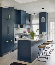 Modern Traditional Home in Toronto - Town & Country Living