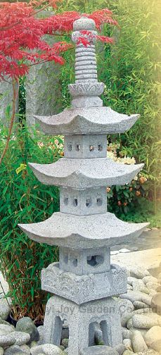 Japanese Garden Stone Lantern Sale