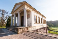 "Roman House, Weimar, Germany; part of the UNESCO World Heritage Site ""Classic Weimar"""