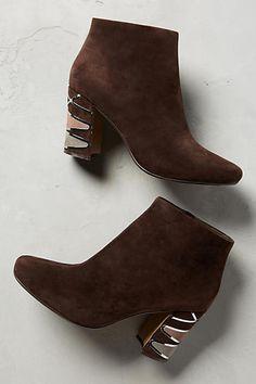 Nina Originals Sayla Ankle Boots  #anthropologie