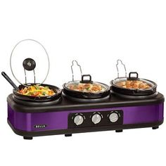 Purple Kitchen Appliances | Fun Purple Kitchen Appliances And Accessories U2013  Purple Kitchens | Your Perfect Purple Kitchen! | Pinterest | Purple Kitchen  ...