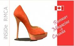 Inside RMCA - Runway Magazine Canada Louboutin Pumps, Christian Louboutin, Runway Magazine, Canada, Heels, Style, Fashion, Moda, La Mode