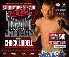 UFC, my man chuck Liddell