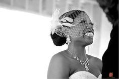 Real {NY} Wedding: Natifia Gaines + Donald Mullings - Munaluchi Bridal Magazine
