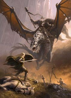 Eowyn! For the Win