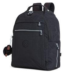 Micah Laptop Backpack - Black | Kipling